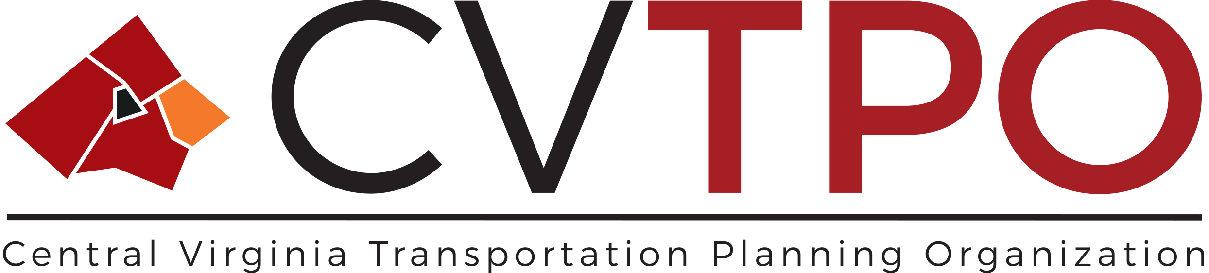 CVTPO Central va planning logo